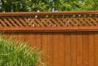 Addington Garden fencing 25