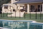 Addington Glass fencing 2