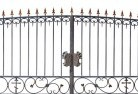 Addington Wrought iron fencing 10