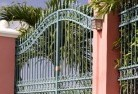 Addington Wrought iron fencing 12