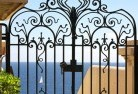 Addington Wrought iron fencing 13