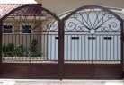 Addington Wrought iron fencing 2
