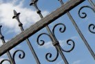 Addington Wrought iron fencing 6