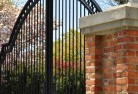 Addington Wrought iron fencing 7