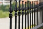 Addington Wrought iron fencing 8