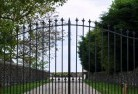 Addington Wrought iron fencing 9